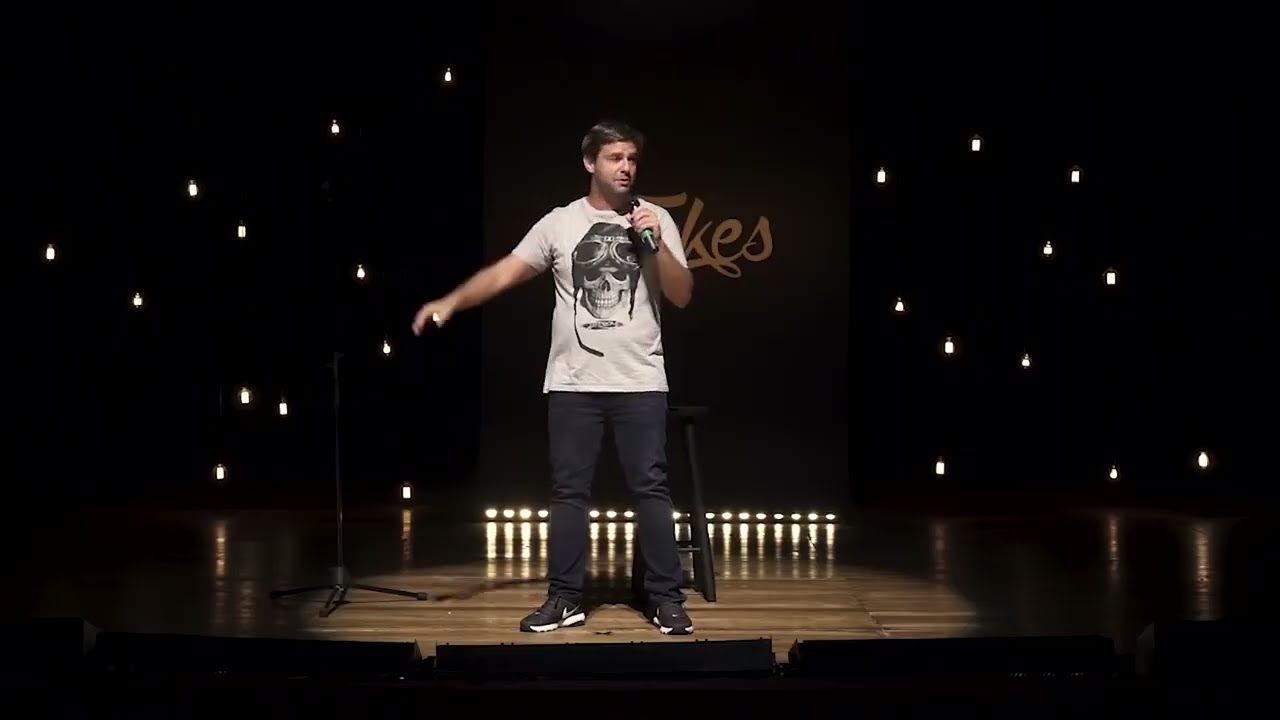 Fábio Rabin -  Noronha (apresentação no Jokes)