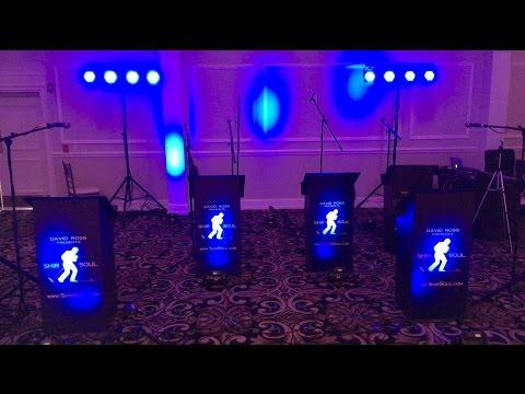 Customer service for musicians in sound system setup - Shir Soul Sound