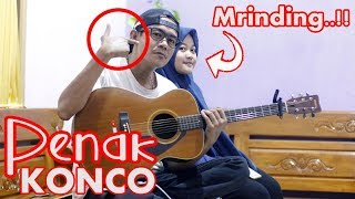 PENAK KONCO  Cover Akustik  Albert Kiss