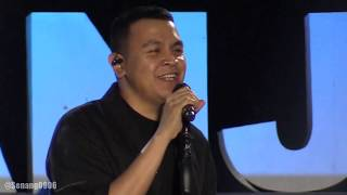 Tulus - Tergila Gila ~ Gajah @ Prambanan Jazz 2019 [HD]