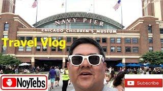 Chicago Part Three I Navy Pier I Travel Vlog I Noytebs Vlog