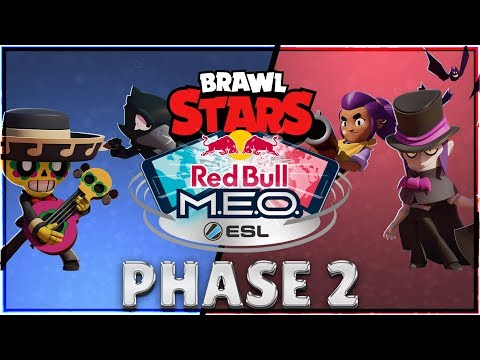 [Brawl Stars LIVE] Phase 2: Red Bull MEO by ESL | Who will make it to Germany?