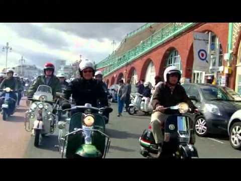 Brighton Mod Rideout
