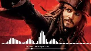Captain Jack Sparrow - BGM (remix)