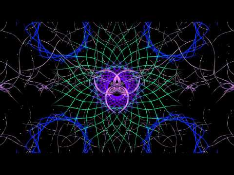 Once Upon The Sea Of Blissful Awareness - Music by Shpongle, Visual Music by Chaotic