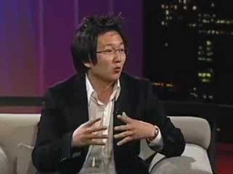 Masi Oka full interview by Tavis Smiley