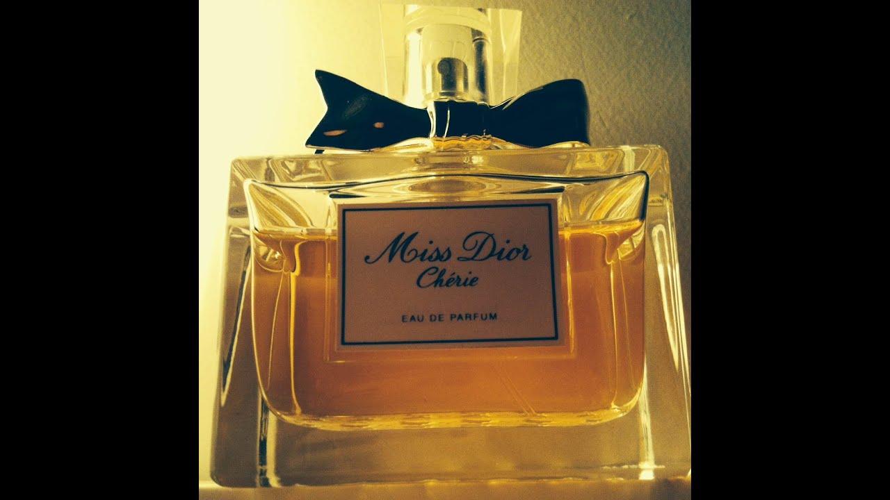 Miss Dior Cherie de Christian Dior
