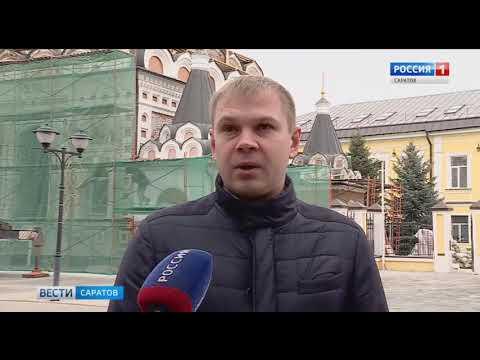 """Продолжается реконструкция православного храма """"Утоли моя печали"""""""