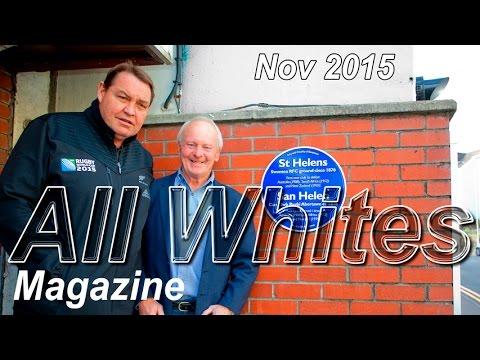 All Whites Magazine November 2015