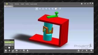 SolidWorks Montaj   110  E Drawings Tekrar