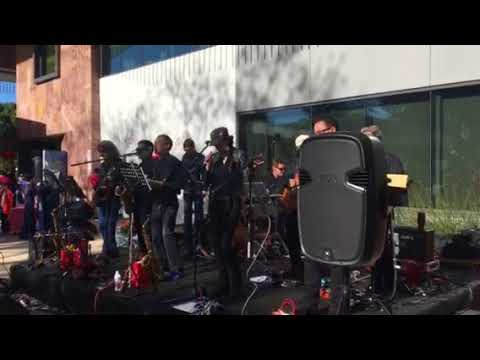 People Power Band in Palo Alto - MArch 4, 2018