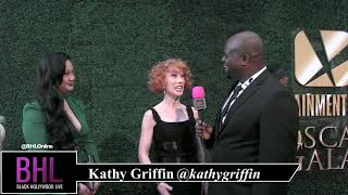 Kathy Griffin at Entertainment studios Oscar Gala 2019