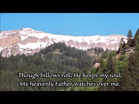 My Heavenly Father Watches Over Me sung by Sandra Entermann