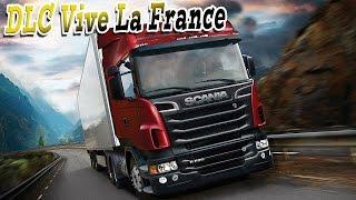 VIVE LA FRANCE TRASPORTO N.5 MULTIPLAYER CON MITO125S - EURO TRUCK SIMULATOR 2 ITA