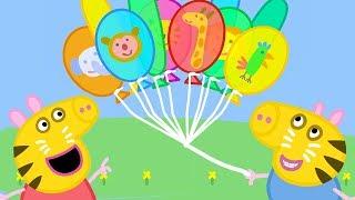 Pipsa Possu | Koulun juhla | Kokonaisen jakson kooste | 30 Minuuttia | Piirretyt