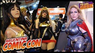 Los Mejores Cosplay Comic Con 2019