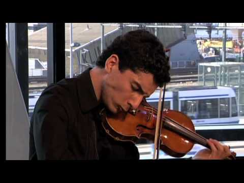 Sergey Khachatryan - J.S. Bach/ From: Partita nr. 2  Gigue