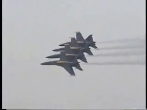 2005 NAS Oceana Airshow - US Navy Blue Angels