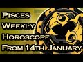 Pisces Horoscope - Pisces Weekly Horoscope From 14th January 2019 In Hindi | Preview