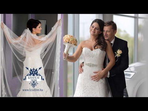 Judit és Szilárd esküvője Nyíregyházán az Unió Étteremben