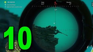 Sniper Ghost Warrior 3 - Part 10 - Sniping a Sniper
