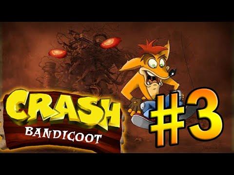 Crash Bandicoot - часть 3 - Так тяжело и страшно!