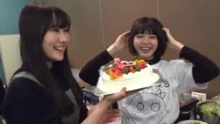 市川美織(みおりん)誕生日にメンバーサプライズ!