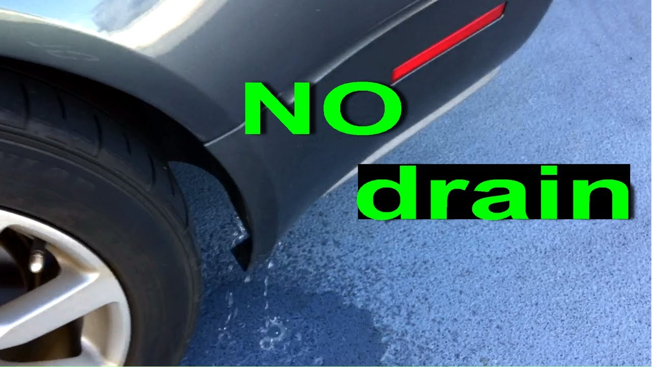 Cadillac Cts Sunroof Leak Repair Fix Rear Drain Tubes 2008 2013 Wet 2009 Floor Wiring Diagram Headliner Pillars