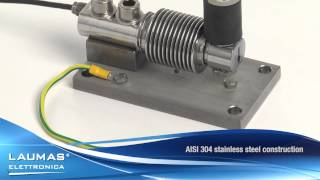 TFFSB -- Mounting kits for load cells FCAX-FCAL (max load 500 kg) - LAUMAS