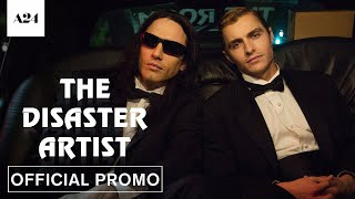 The Disaster Artist | Make Movie | Official Promo HD | A24