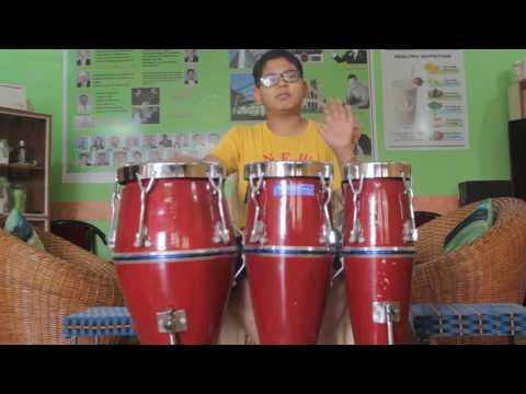 Jana gana mana national anthem of India on Congo
