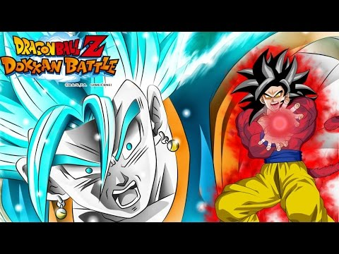 TOP 10 COUNTDOWN OF THE HARDEST HITTERS IN DOKKAN |DOUBLE FAN ART | DRAGON BALL Z DOKKAN BATTLE (JP)