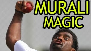 YOU CANT PLAY MURALITHARAN