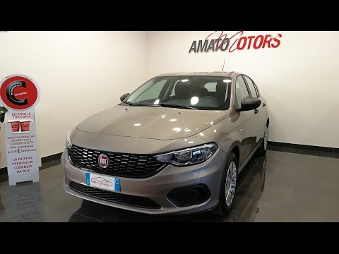 fiat tipo 1 4 95cv 6m pop 5p youtube. Black Bedroom Furniture Sets. Home Design Ideas