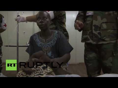 South Sudan: Injured treated at UN hospital after resurgence of violence in Juba