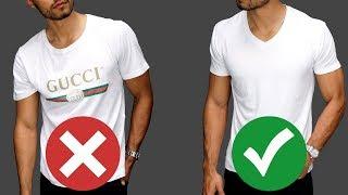 11 Cosas Sencillas PARA LUCIR MEJOR! | Como Vestir Bien