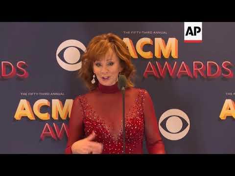 Jason Aldean, Reba McEntire, Miranda Lambert and more celebrate wins at the ACM Awards