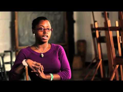 Geneva Champagne // 2015 Visionary Woman Scholar