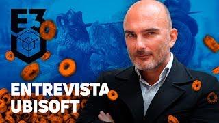 ENTREVISTA DIRETOR UBISOFT DA AMÉRICA LATINA na E3 2018