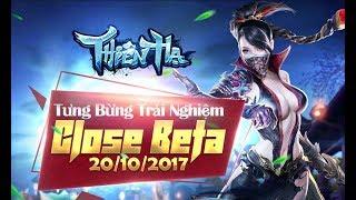 Trải Nghiệm Game Mobile Thiên Hạ - Gamota