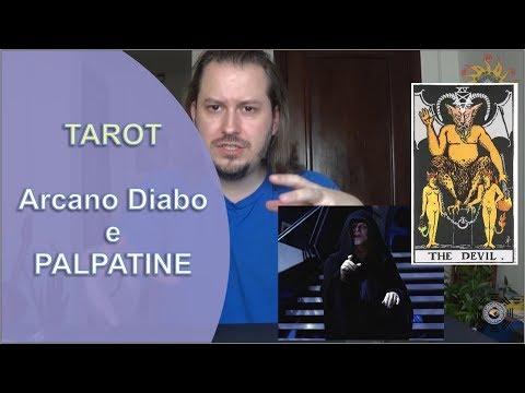 O Arcano Do Diabo E Palpatine - Tarot Geek
