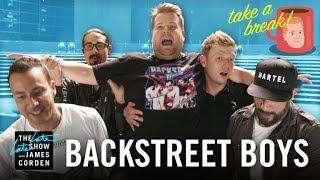 Download lagu Take a Break: Backstreet Boys in Las Vegas Mp3