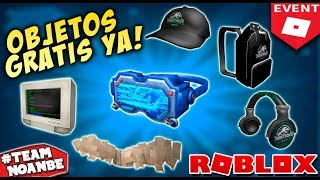 Free Roblox AWARDS Items, Items and Clothing Active Roblox Events!