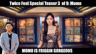 Twice Feel Special Teaser Momo - MOMO IS A NATURAL GODDESS! NO BANGSSSSSSS