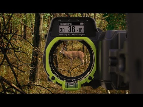 Garmin Xero Bow Sights: Leave the Guesswork Behind