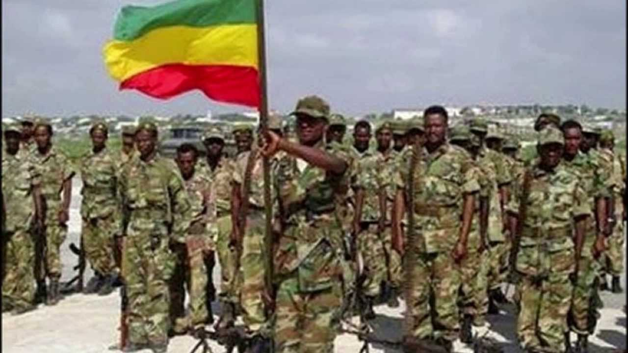 Image result for ethiopian forces