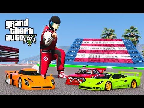 "NEW GTA 5 DLC ""TINY RACERS"" UPDATE!! (GTA 5 Online DLC)"