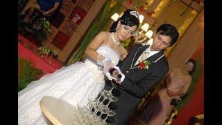 Indonesian Catholic Wedding Ceremony Kris & Wonny (Part 3)