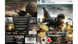 Frontlines Fuel of War PC Recommended Requirements