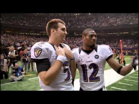 Quarterbacks Colin Kaepernick and Joe Flacco - Funny NFL McDonalds Commercial xD